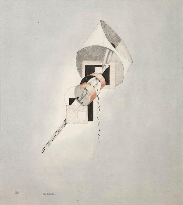 Untitled B151 by Ella Bergmann Michel