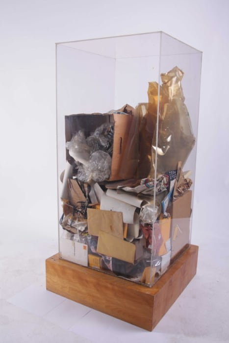 Peter Hutchinson's Refuse by Arman