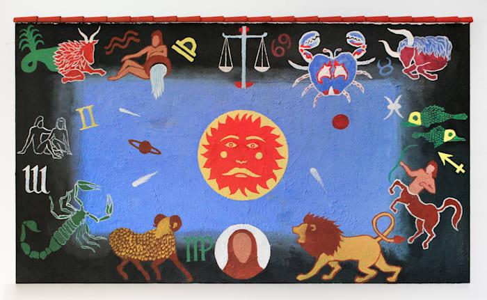 Zodiak by Charles Felix by Pentti Monkkonen