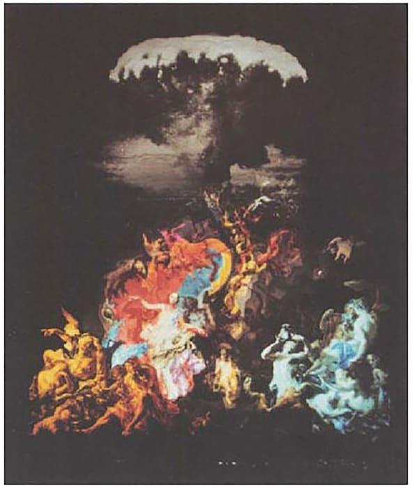 Allegory of Misrule by Helen Chadwick