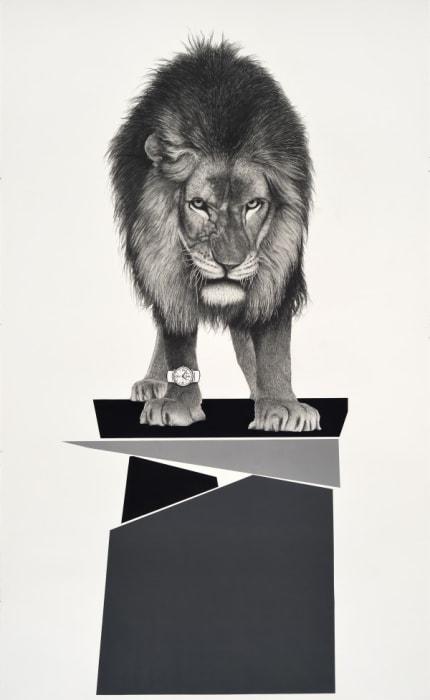 Gate Guardian 1 by Karl Haendel