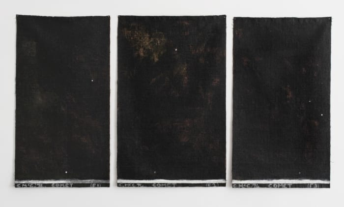 Comet by Colin McCahon