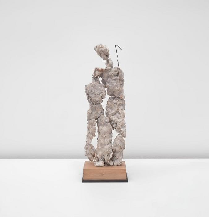 Deux personnages by Etienne-Martin