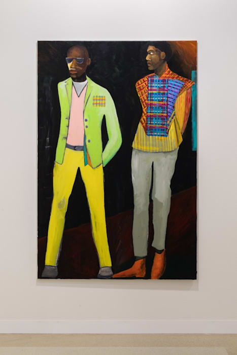 Remove from the Heat by Lubaina Himid