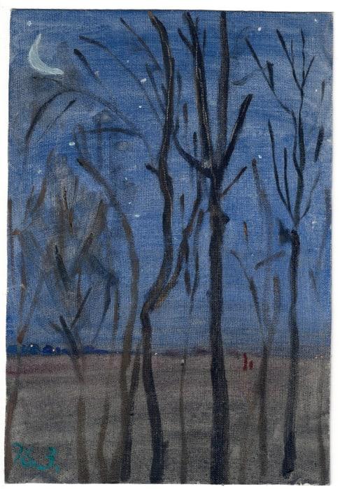 Night by Li Shan