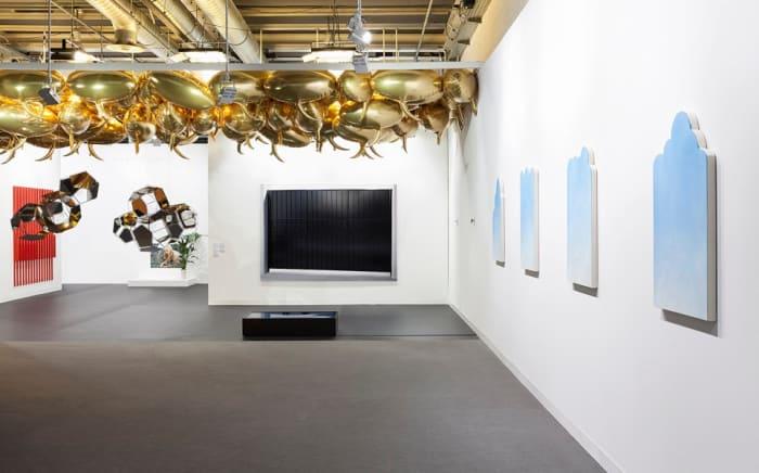Esther Schipper, Art Basel, 2015 by Various Artists
