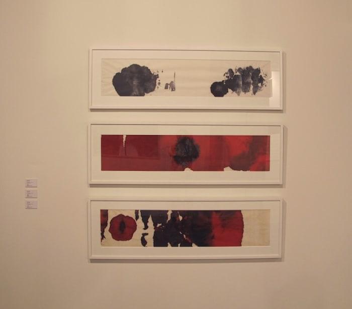 Untitled 1, 2, 3 by Aditi Singh