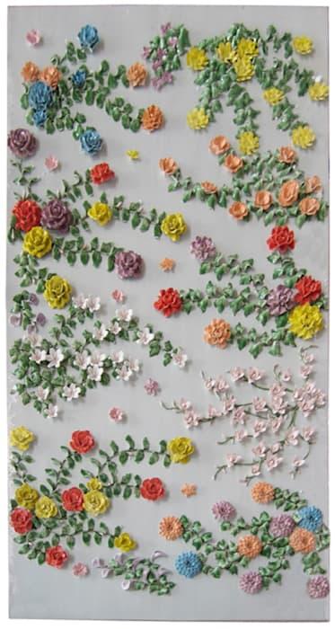 Flowers (No. 16) by Ai Weiwei