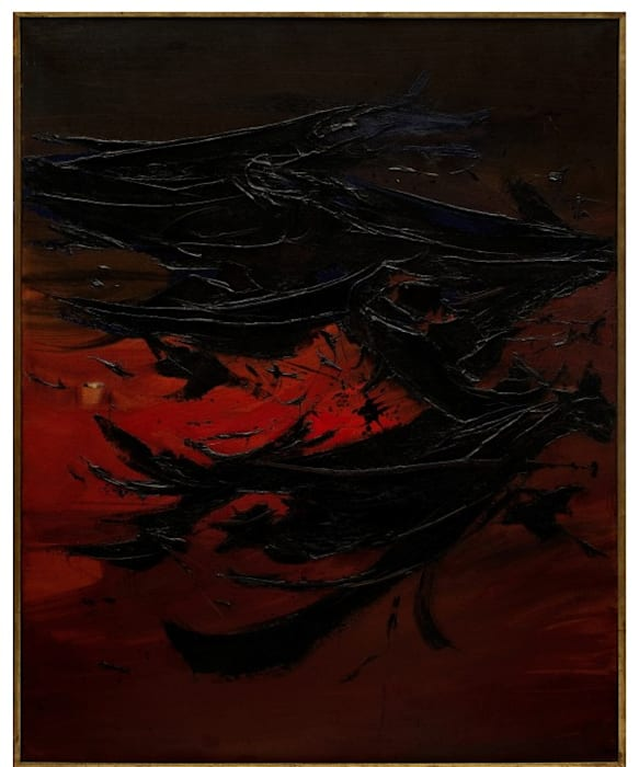 Painting Nº63 by Kasuya Sakai