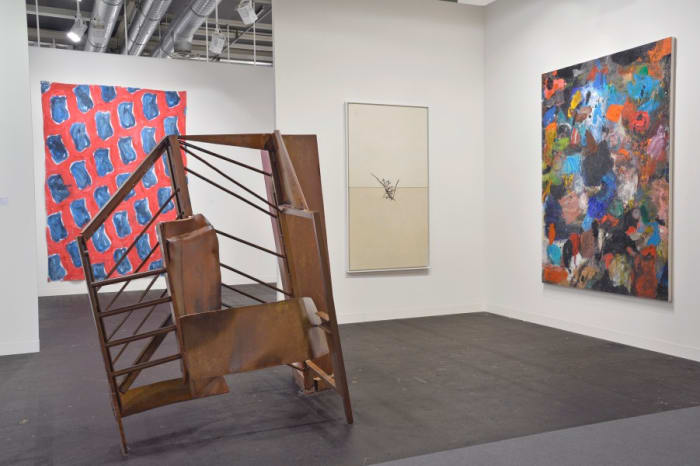 Art Basel by Anthony Caro