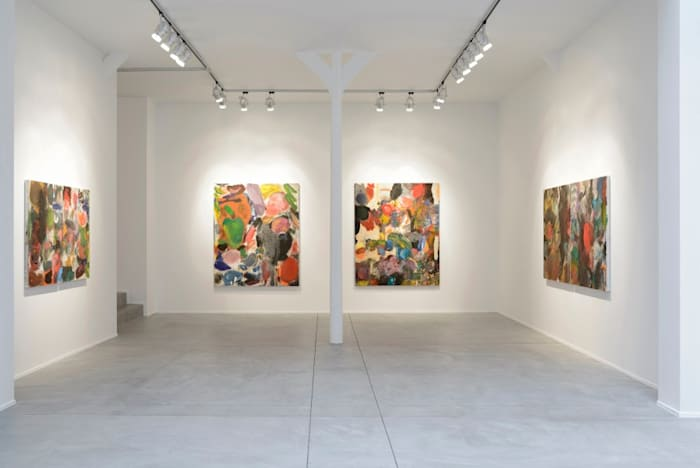 New Paintings by Jim Dine