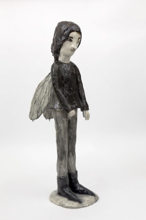 Mosquito Boy by Klara Kristalova