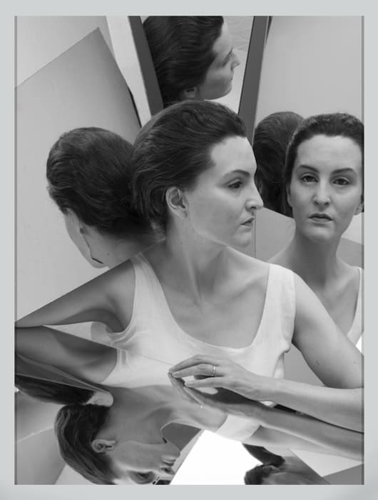 Me as Meret Oppenheim by Gillian Wearing