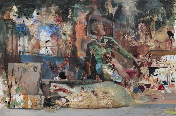 Bird's Attack, Melanie by Daniel Pitin
