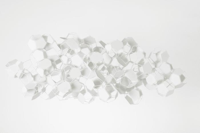 Cirrus spissatus cumulonimbogenitus/M+W by Tomás Saraceno