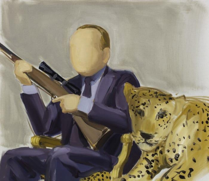 Leopard by Gideon Rubin