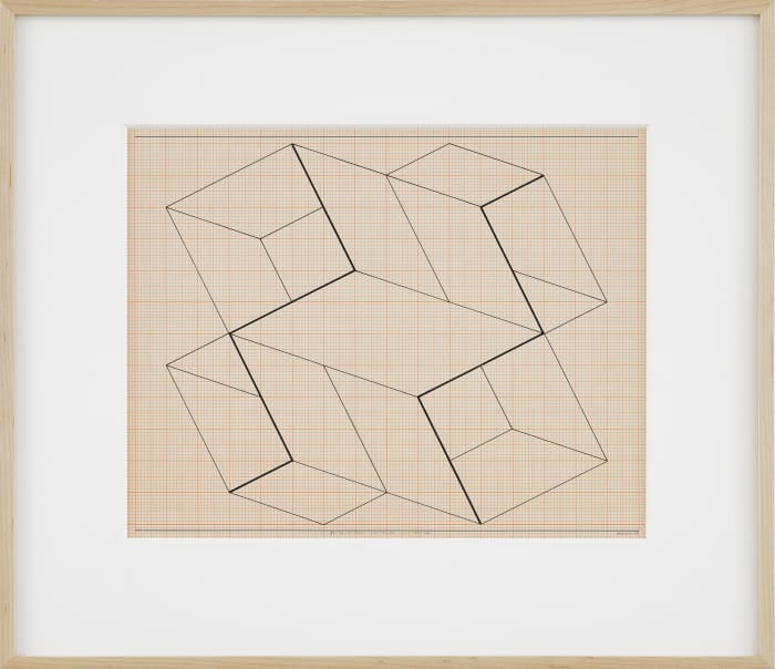 Structural Constellation (JAAF: 1954.3.1) by Josef Albers