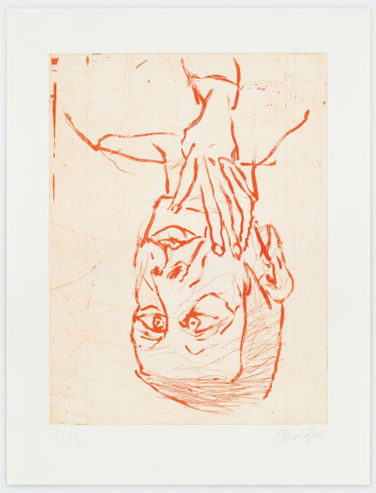Guston by Georg Baselitz