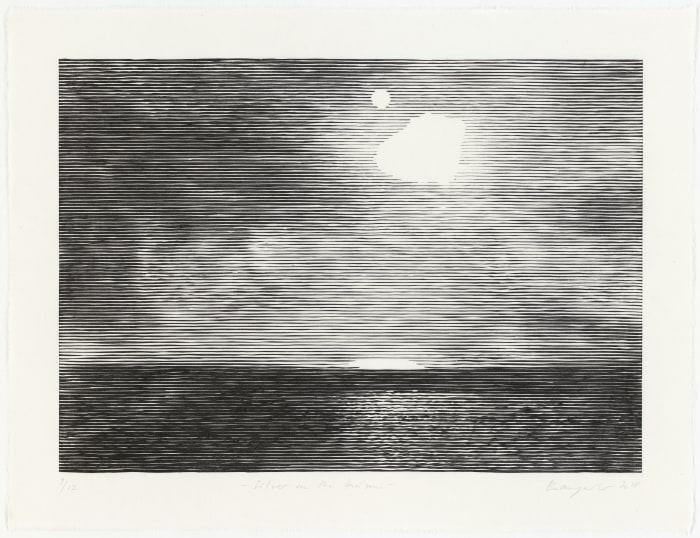 Silver on the Horizon by Christiane Baumgartner