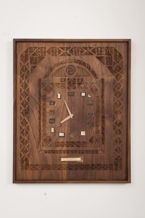 Clock by Patricia Fernández