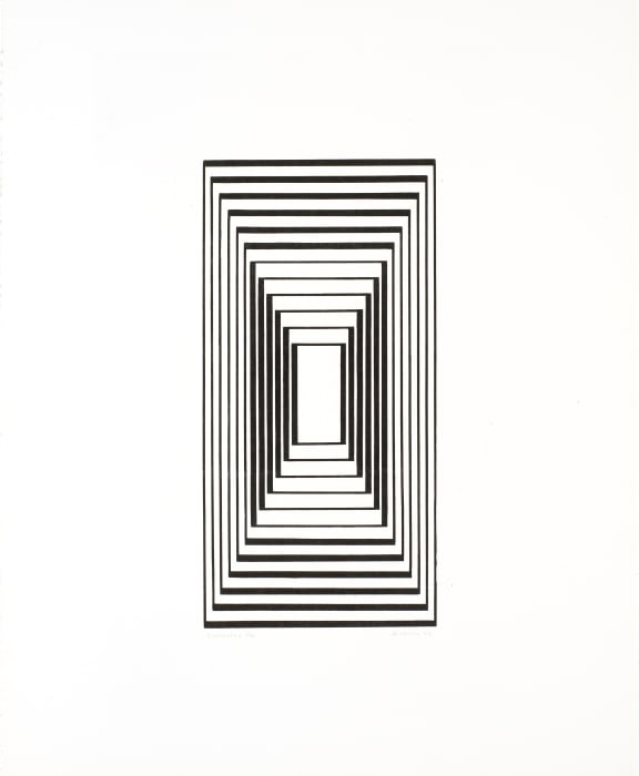 Introitus by Josef Albers