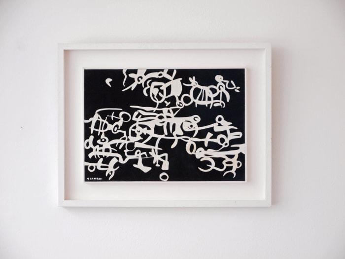 Untitled by Carla Accardi