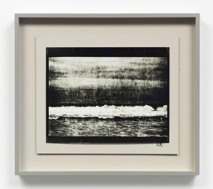 ohne Titel (Meer 3) by Erwin Kneihsl