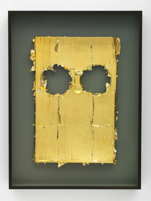 Mask X by Peter Liversidge