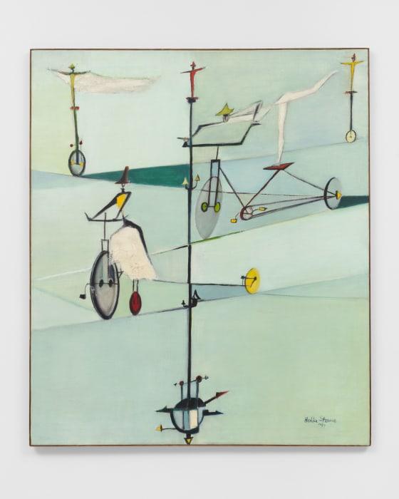 Circus by Hedda Sterne