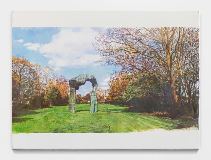 Sculpture Landscape - The Arch by Juan Araujo
