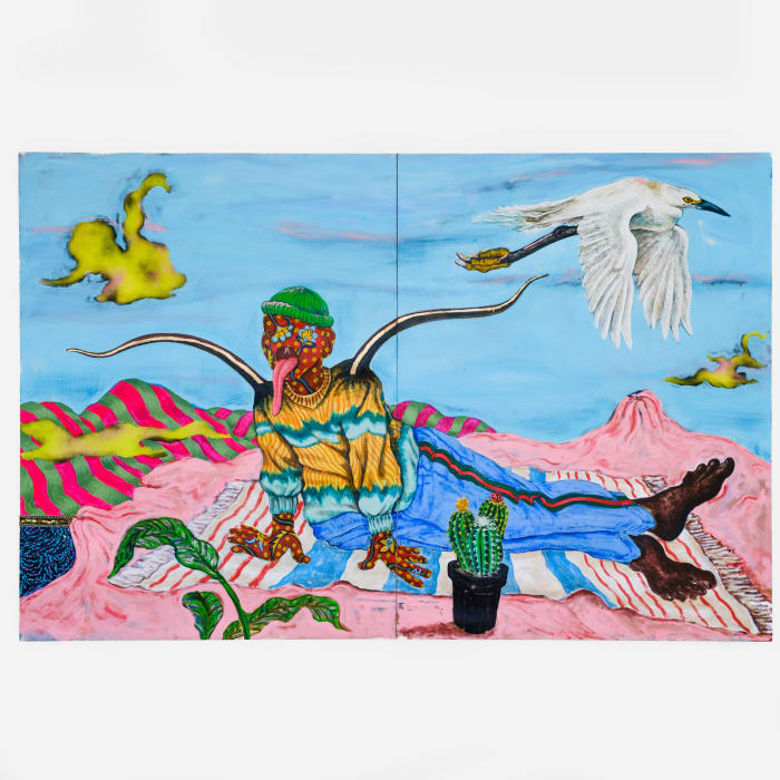 Mr Fran The Gravedigger by Simphiwe Ndzube