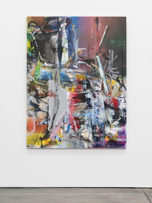 Untitled (crosstown/sekhmet) by Liam Everett