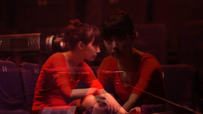 Cinema by Fang Lu