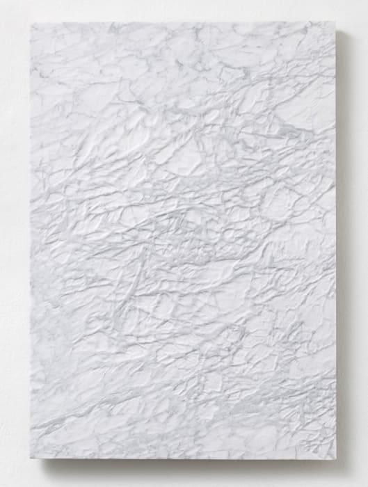 Pelle di marmo by Giuseppe Penone