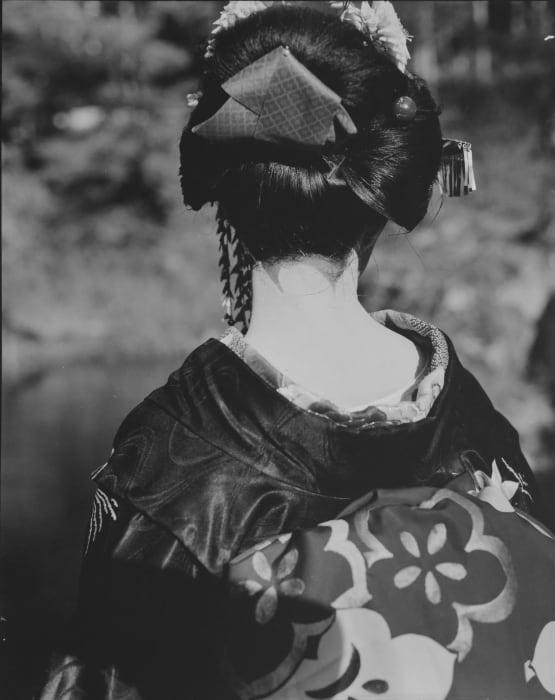 Geisha 10 by Huang Rui