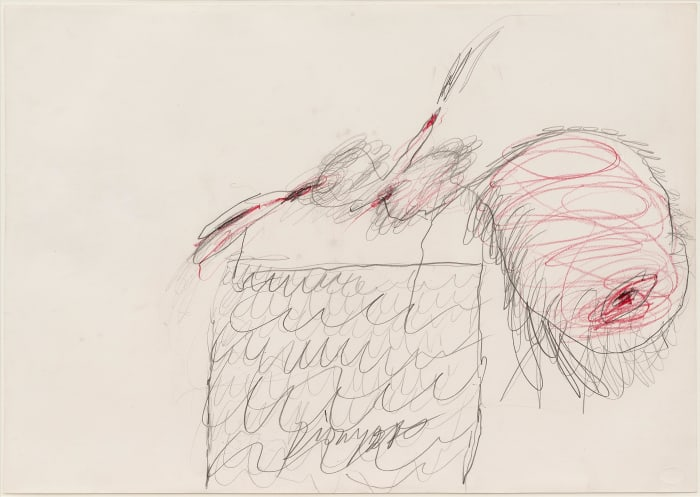 Dionyso by Cy Twombly