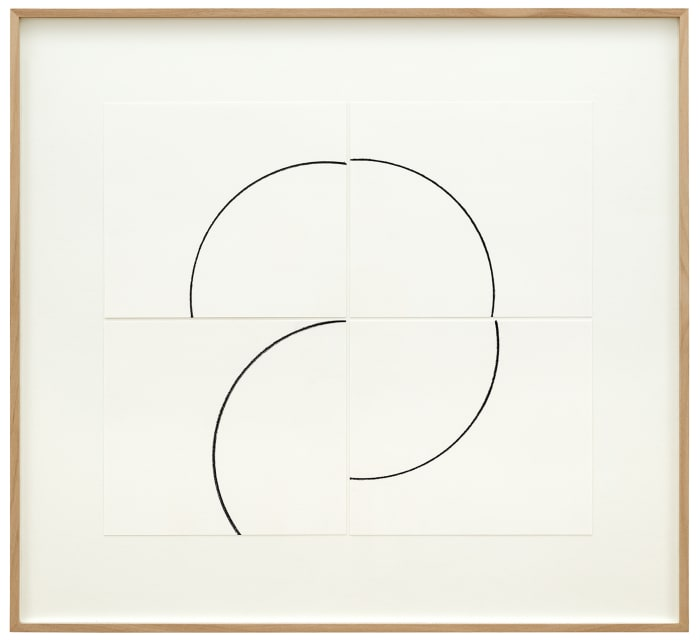 Untitled (From a collection of drawn notes) by Michał Budny