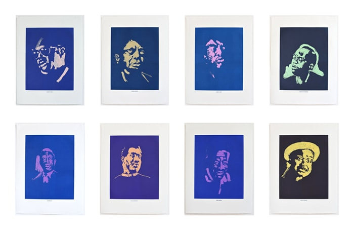 Blues Men by Thomas Schütte