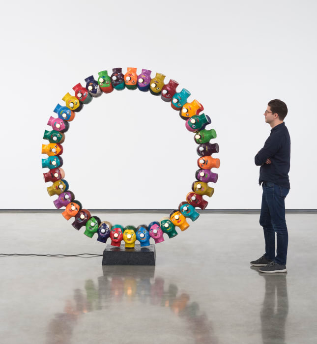 Open Circle by Evan Holloway