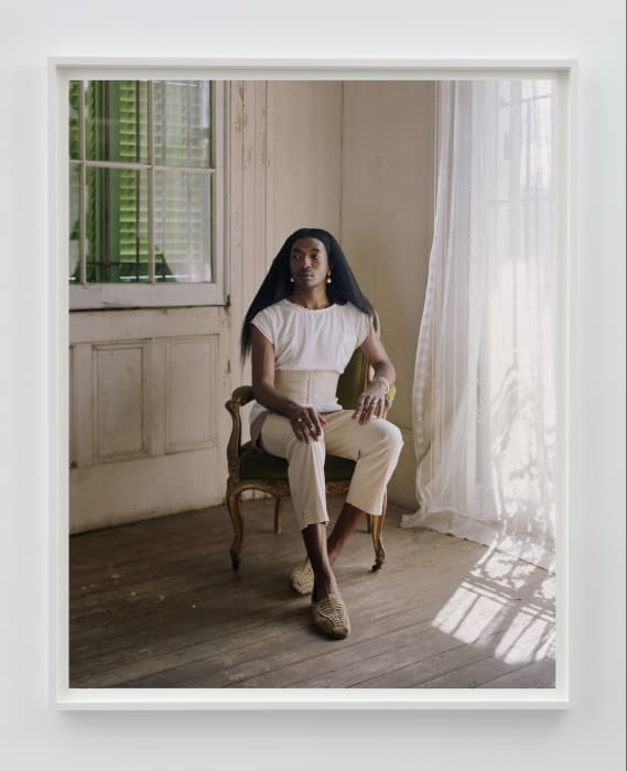 Keni. New Orleans by Alec Soth