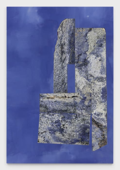 Blue Gate  by Sam Moyer