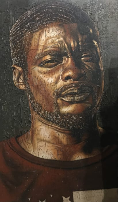 Untitled by Alfred Conteh