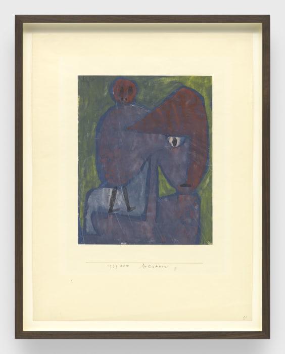 Besessen (Possessed) by Paul Klee
