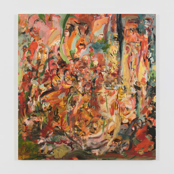 Faeriefeller by Cecily Brown