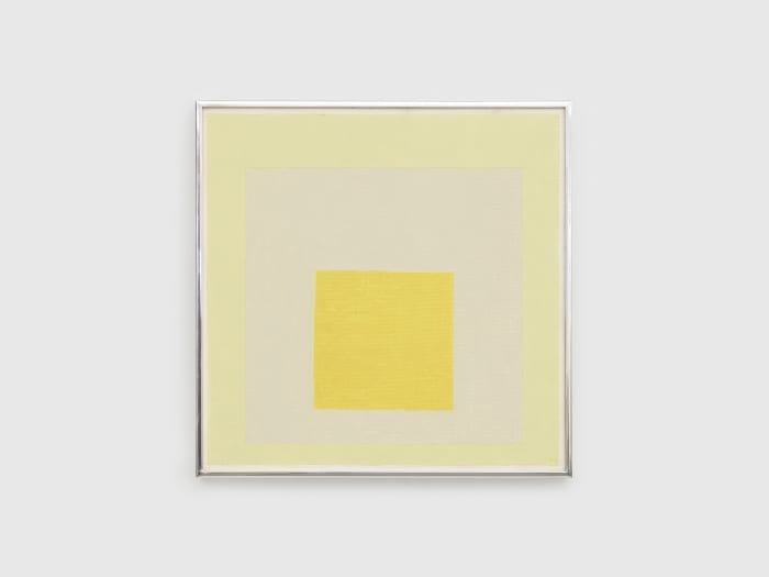 Homage to the Sqaure by Josef Albers