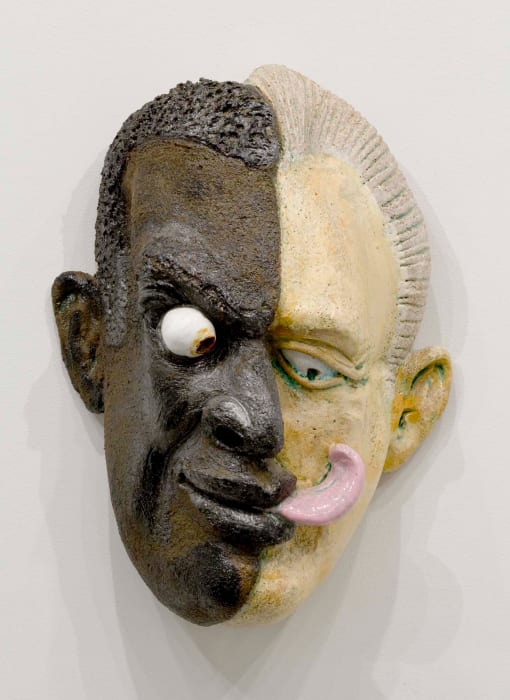 Split Lick by Robert Arneson