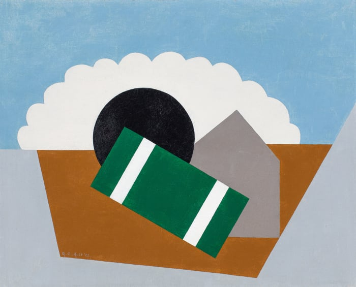 Provincetown #3 by George Ault