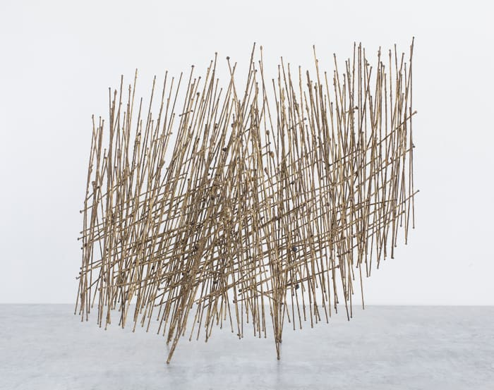 Straw by Harry Bertoia
