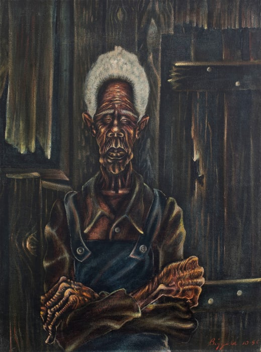 Sharecropper by John Biggers