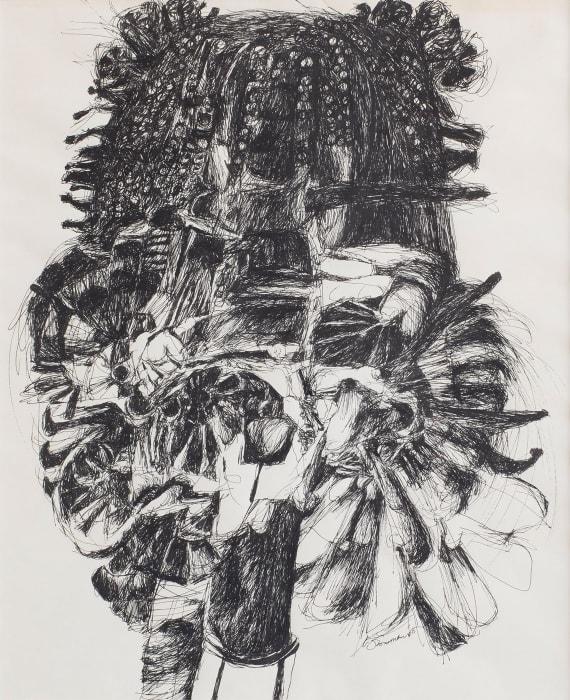 Bridey I by Nancy Grossman